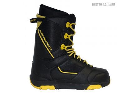 Ботинки Summit 2015 Freestyle Black/Yellow