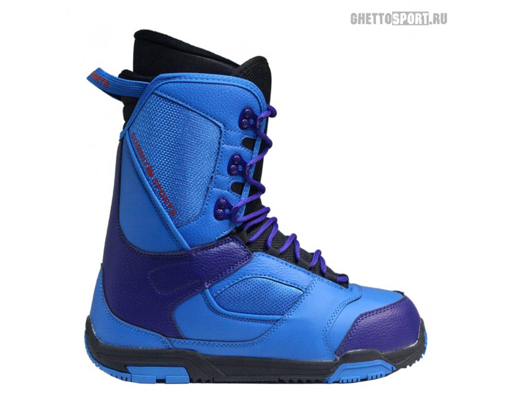 Ботинки Summit 2015 Freestyle Blue/Purple