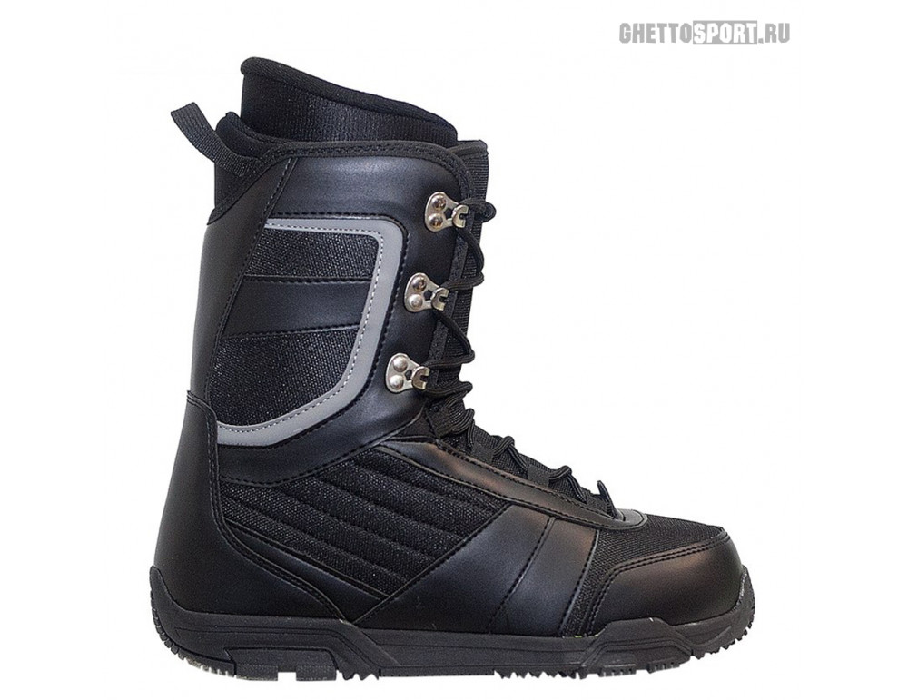Ботинки Vaxpot 2015 Mondo Black/Grey