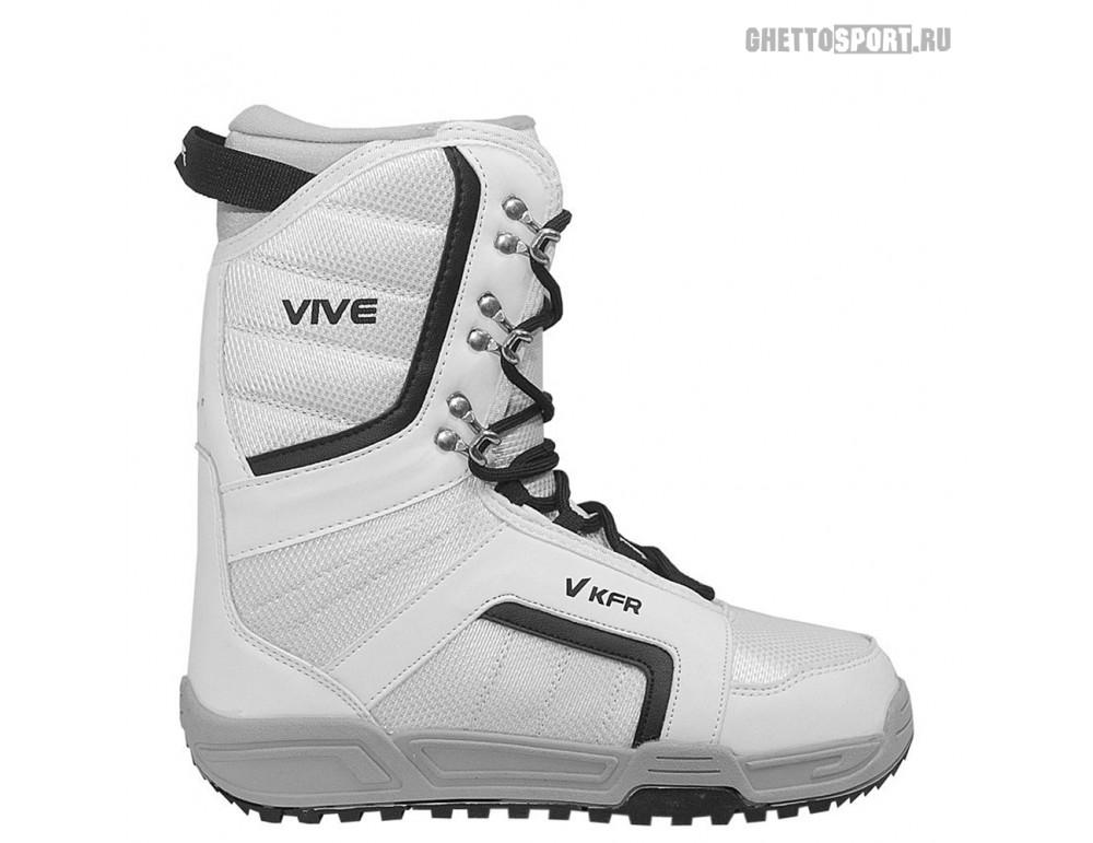 Ботинки Vive 2015 KFR Kids White 5