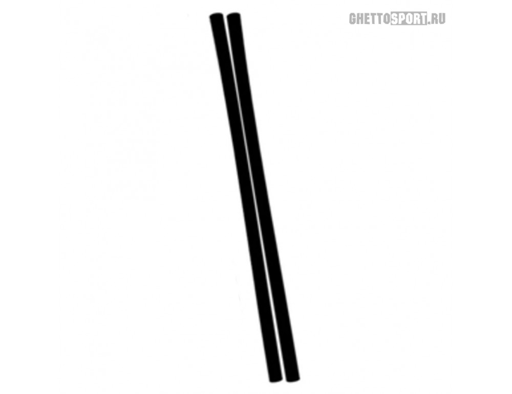 Заливка скользяка Demon 2019 2 - 8 Inch P-Tex Candles Black DS7411