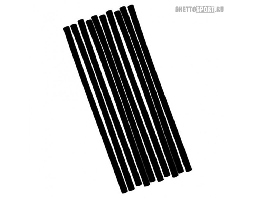Заливка скользяка Demon 2019 P-Tex Black 10 Pack Black DS7411a