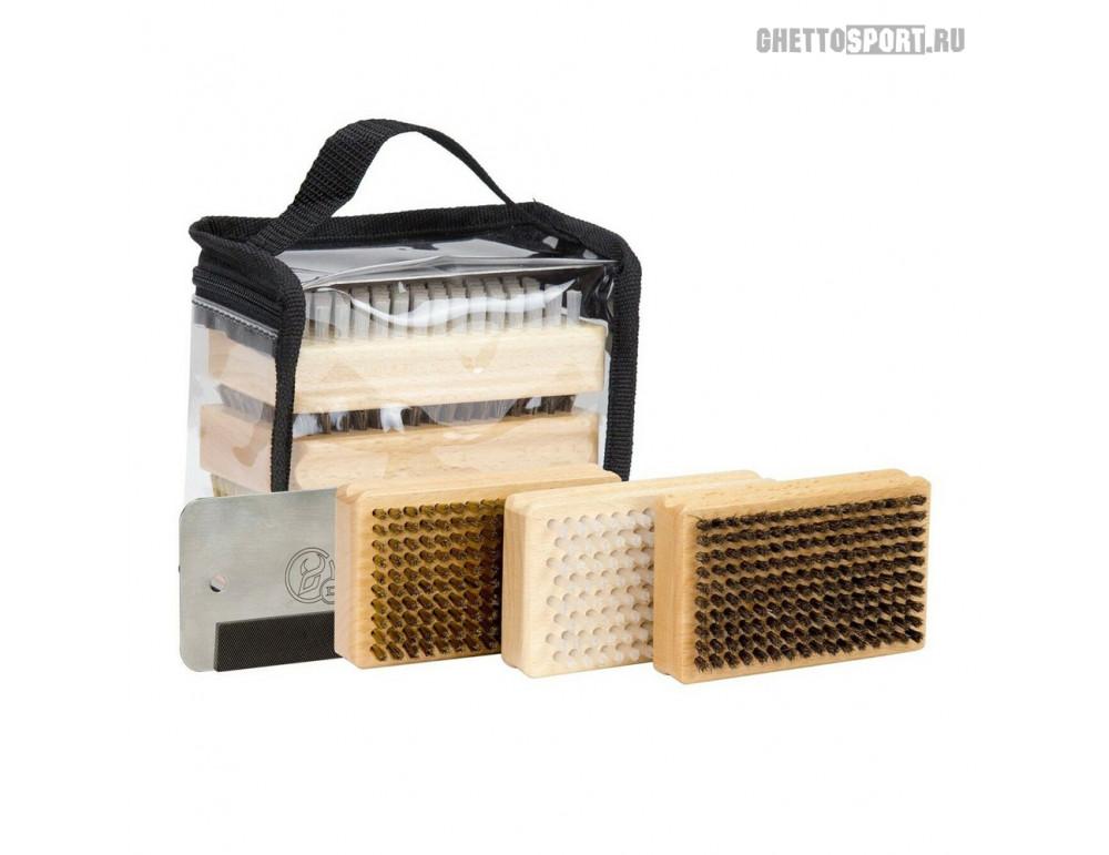 Комплект щеток Demon 2020 5 Pcs Brush Tune Up Kit DS7452