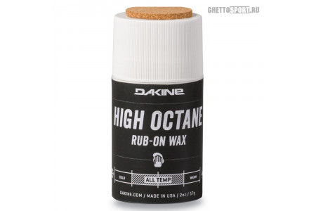 Вакса ускоряющая Dakine 2021 High Octane Rub On Wax (2 Oz) Assorted