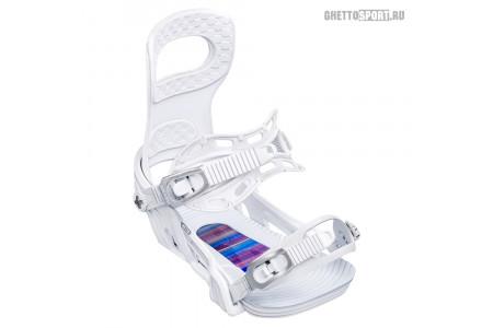Крепления Bent Metal 2020 Metta White
