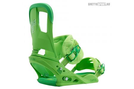 Крепления Burton 2015 Cartel Green M