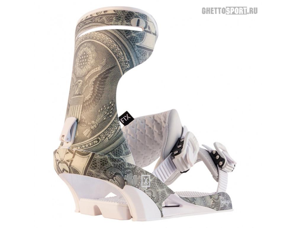 Крепления FIX 2020 Highlux White $