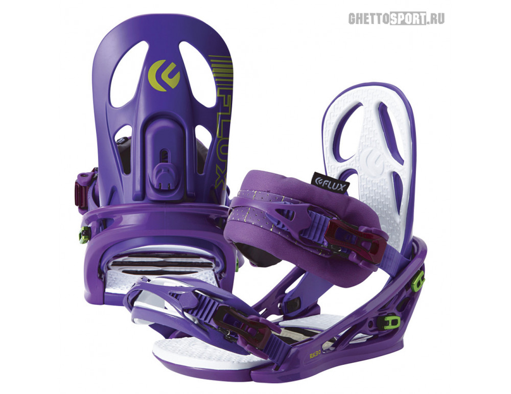 Крепления Flux 2012 RK30 Purple
