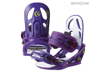 Крепления Flux 2012 RK30 Purple L