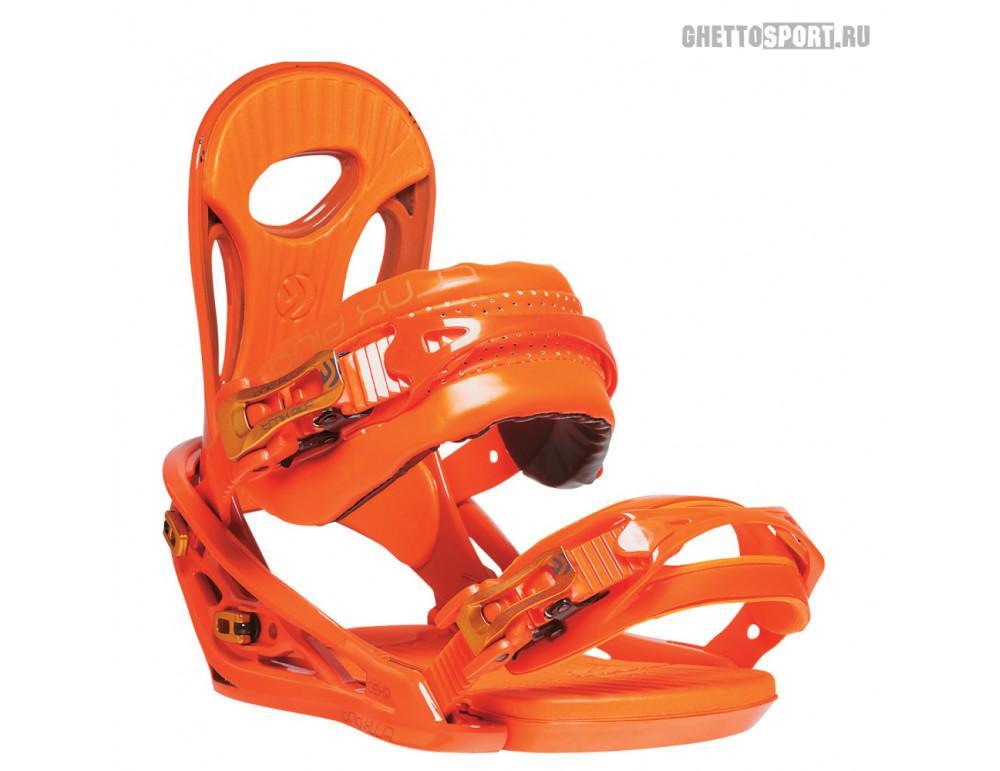 Крепления Flux 2013 RK30 Orange