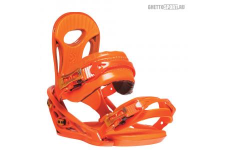 Крепления Flux 2013 RK30 Orange L