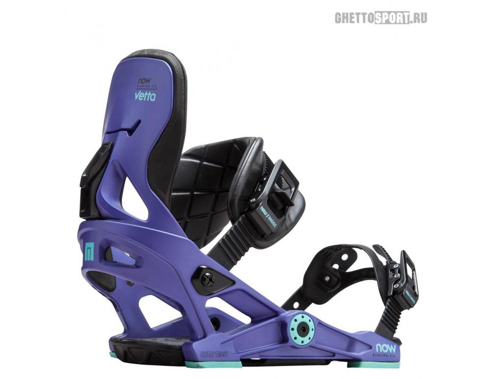 Крепления Now 2019 Vetta Purple
