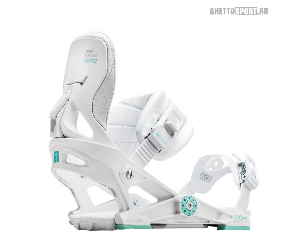 Крепления Now 2019 Vetta White