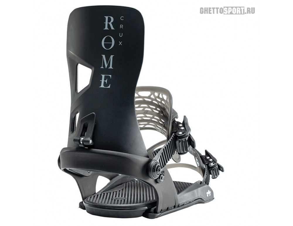 Крепления Rome 2020 Crux Black