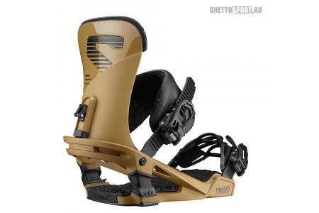 Крепления Salomon 2020 Trigger Dijon Black/Brown М