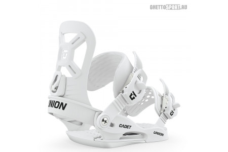 Крепления Union 2020 Cadet White XS