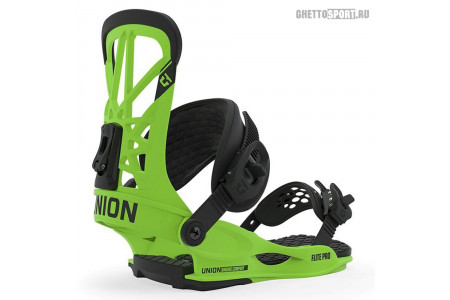 Крепления Union 2020 Flite Pro Acid Green