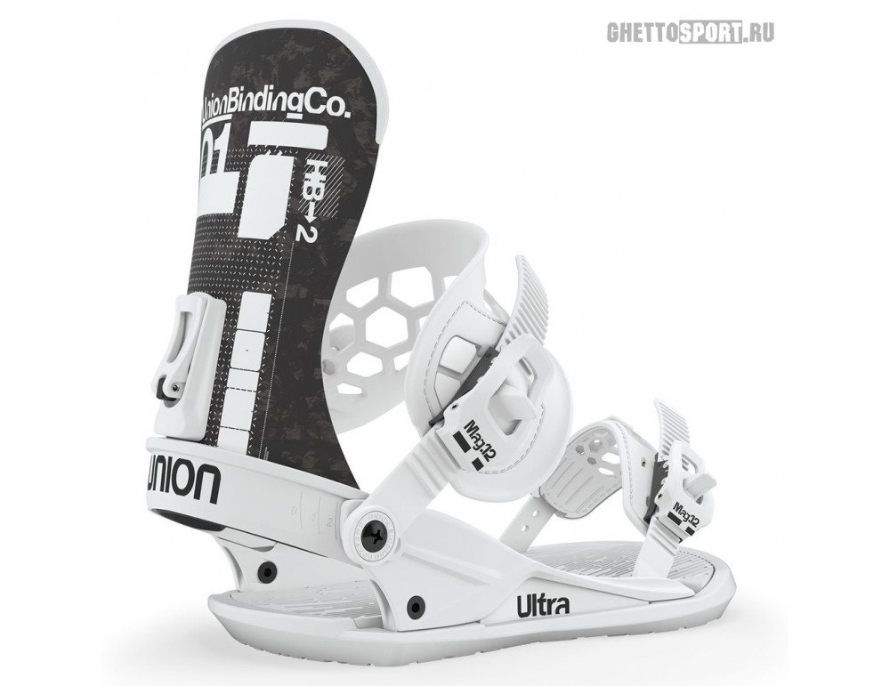 Крепления Union 2020 Ultra White
