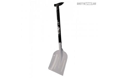 Лавинная лопата и щуп Demon 2020 Escape Shovel Elite W/ Probe In Handle White DS9431