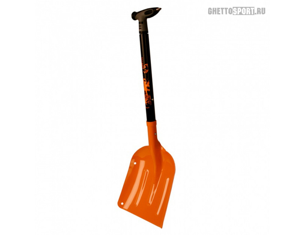 Лавинная лопата Demon 2020 Escape Shovel Basic Orange DS9430