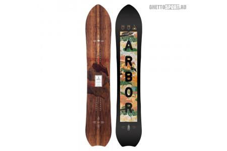 Сноуборд Arbor 2021 Clovis 157