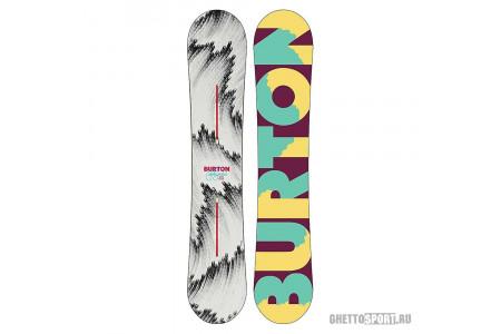 Сноуборд Burton 2016 Feelgood 152