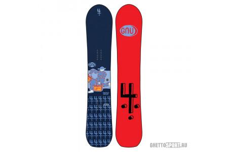 Сноуборд Gnu 2020 4 C3 159