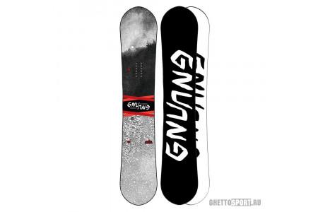 Сноуборд Gnu 2020 Asym T2B C2E