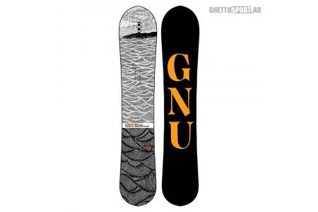 Сноуборд Gnu 2021 T2B C3BTX