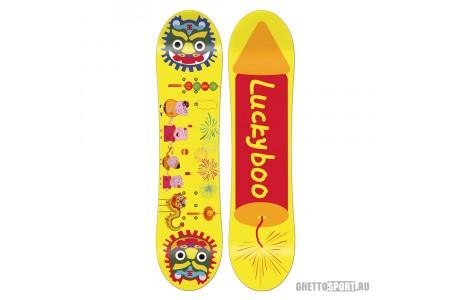 Сноуборд Luckyboo 2020 New Year