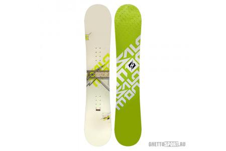 Сноуборд Salomon 2013 Driver White/Green 142