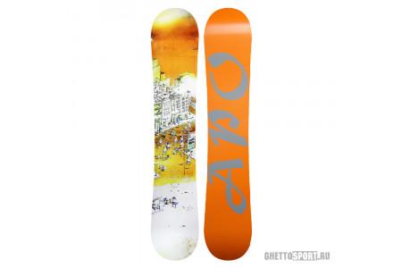 Сноуборд Apo 2012 Orange City 157