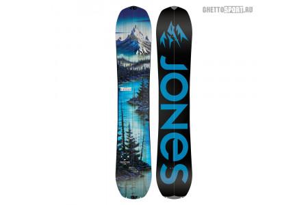 Сноуборд Jones 2021 Frontier Split 161W