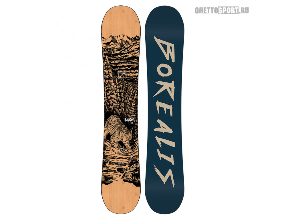 Сноуборд Borealis 2021 Taiga