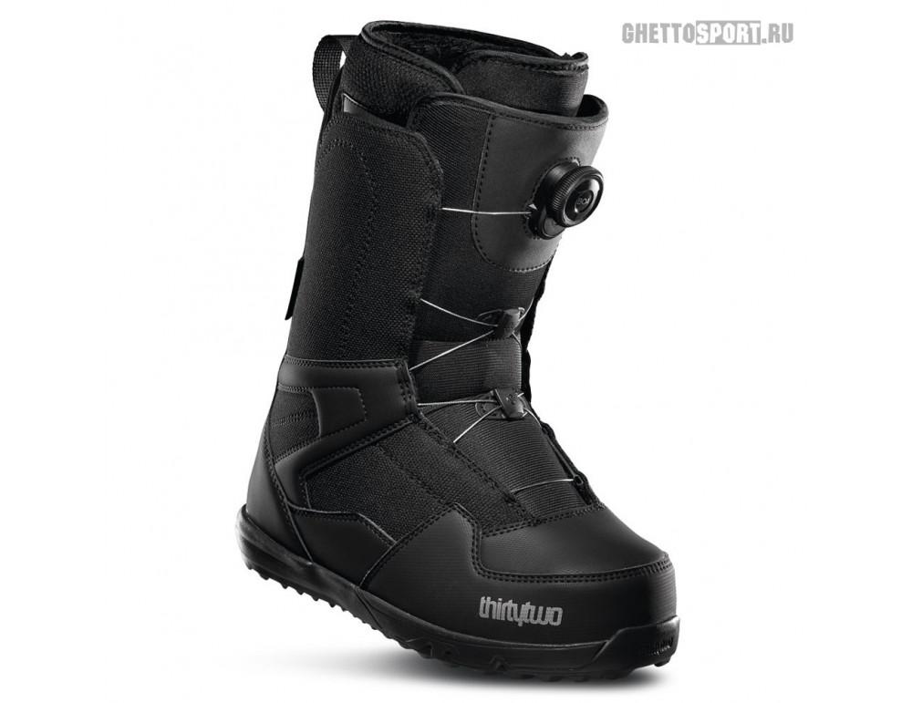 Ботинки Thirty Two 2020 Shifty Boa W'S Black
