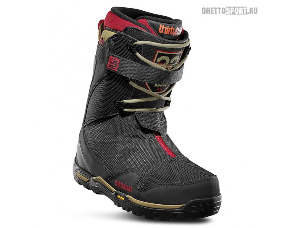 Ботинки Thirty Two 2020 TM-2 Xlt Jones Black/Tan/Red