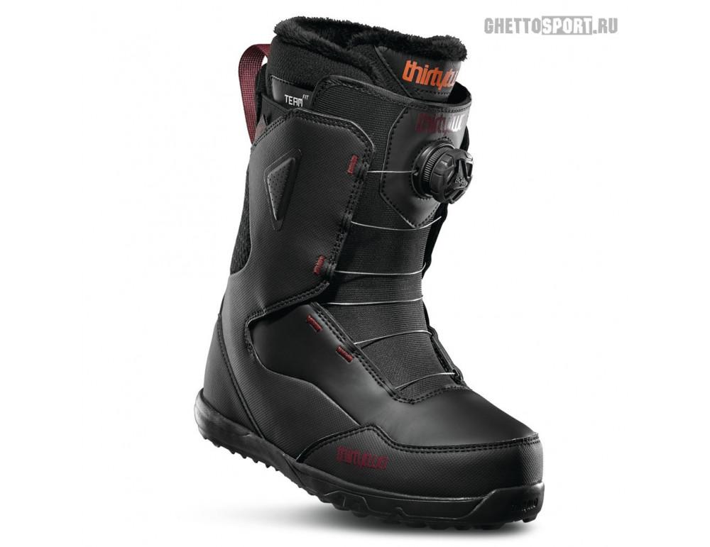Ботинки Thirty Two 2020 Zephyr Boa W'S Black