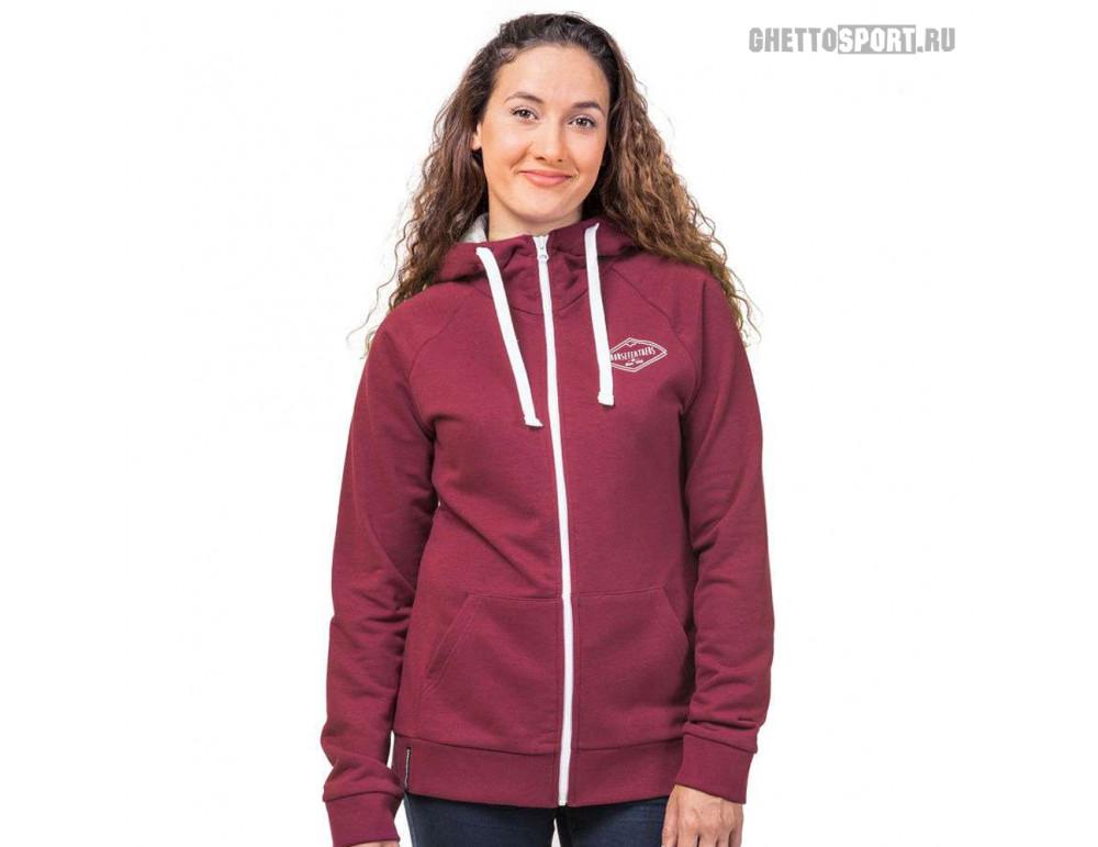 Толстовка Horsefeathers 2019 Sienna Sweatshirt Sangria
