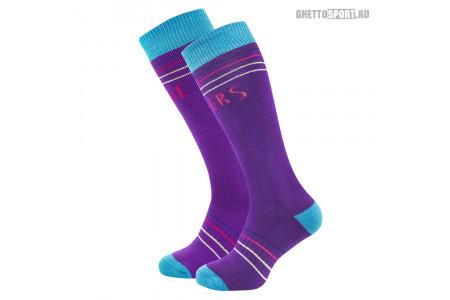 Носки Horsefeathers 2019 Arwen Socks Purple