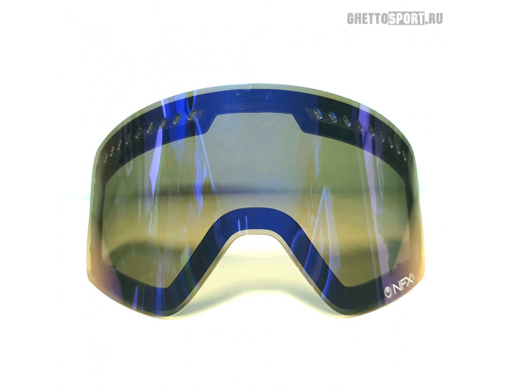 Линза Dragon 2018 NFXs Rpl Lens Dark Green Blue Ion