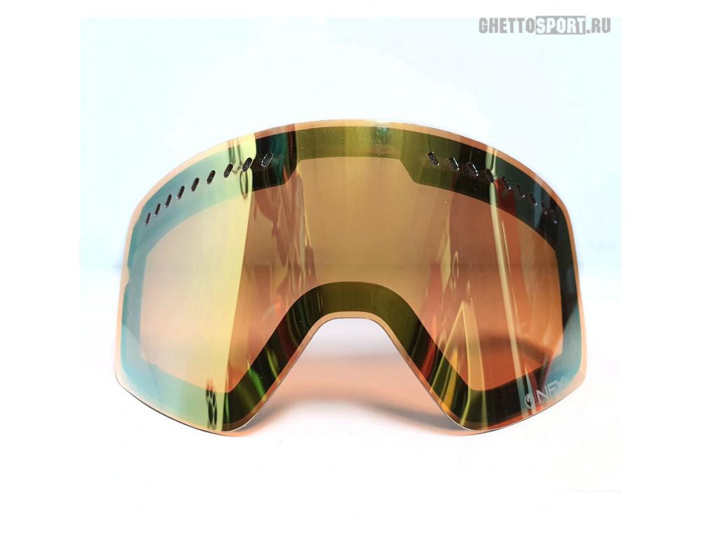 Линза Dragon 2018 NFXs Rpl Lens Orange Gold Ion