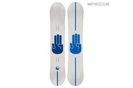 Сноуборд Bataleon 2020 Chaser White/Blue