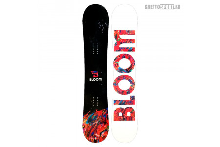 Сноуборд Bloom 2020 Frash Black/Pink