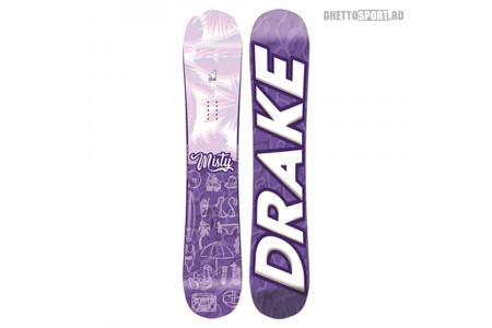 Сноуборд Drake 2020 Mysty Rocker Purple