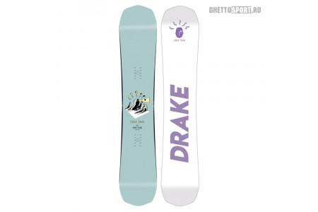 Сноуборд Drake 2020 Space Town Team Light Blue