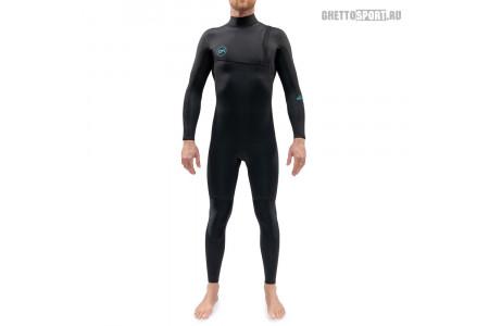 Гидрокостюм Dakine 2021 Mission Zip Free Full Suit 4x3 Black