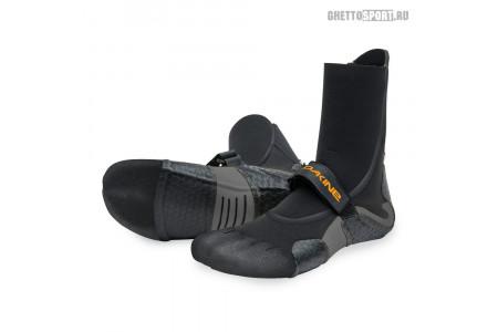 Гидрообувь Dakine 2021 Cyclone Split Toe Boot 5x4 Black