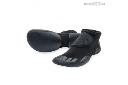 Гидрообувь Dakine 2021 Folding Reef Shoe 1 Black