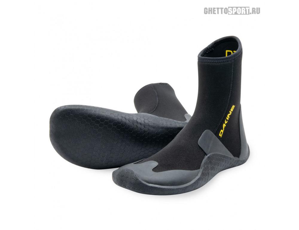 Гидрообувь Dakine 2021 RT Boot 5 Black