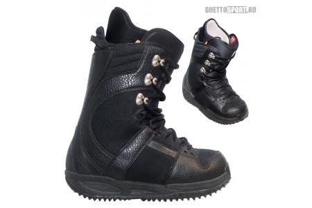 Ботинки Burton 2016 Freestyle Black